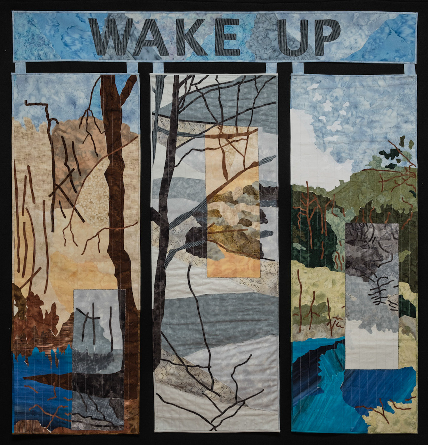 "Rachel Kanter focuses on the green side of things in ""Wake Up,' where she encourages the Jewish community to open its eyes on the current state of Earth and the environment."