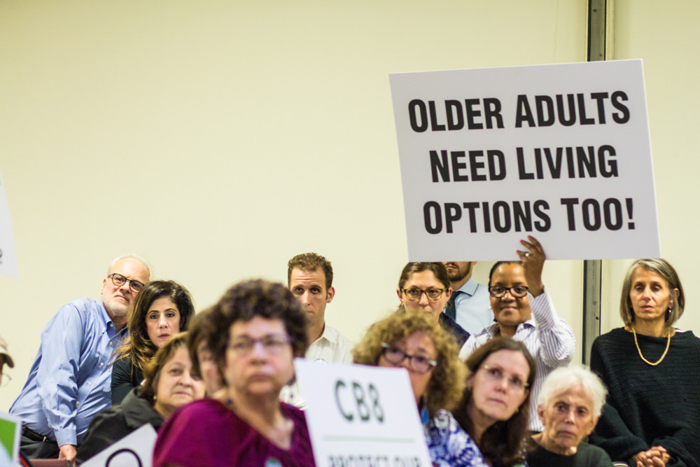 While the Hebrew Home's expansion plans to build a continuing care retirement community have run into fierce opposition, supporters of the project have argued that such services are needed.