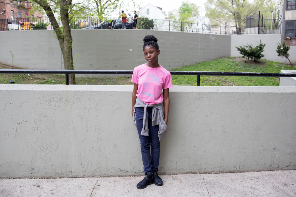 Tiesha Jones' daughter, Dakota Taylor, registered an elevated level of lead poisoning while living in the New York City Housing Authority's Fort Independence Houses in 2010, galvanizing Jones to fight for improved living conditions at the development — and ultimately awarding her a multi-million-dollar judgment.
