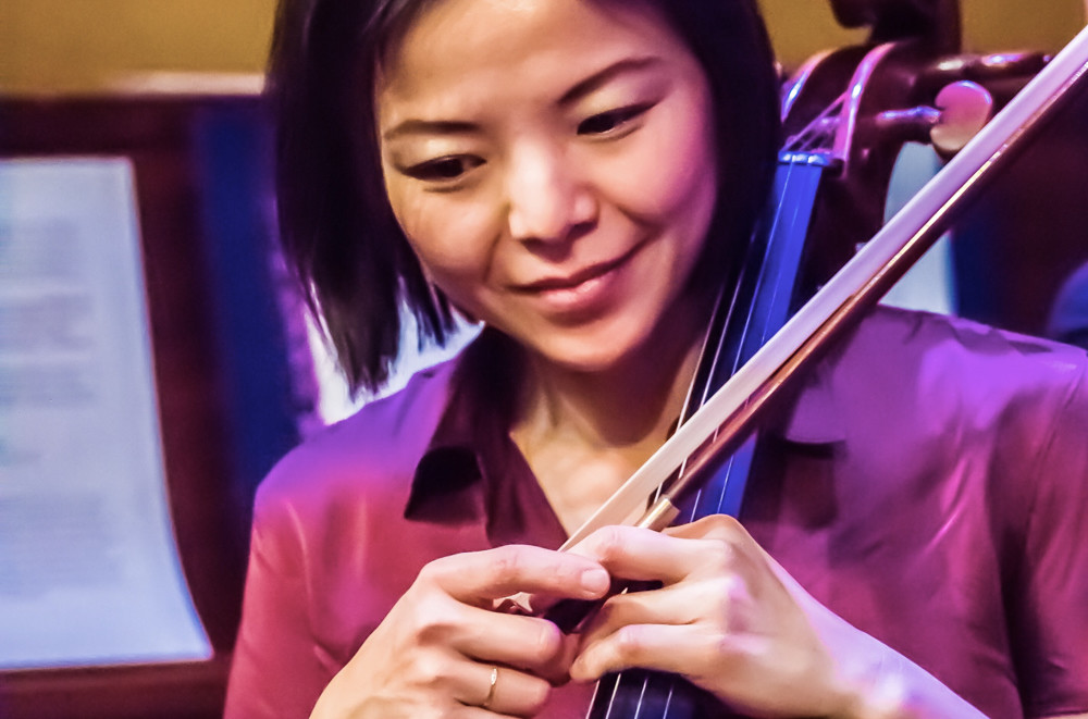 Cellist Jing Li is just one of half of ClassicalCafé, a local classical musical group that formed in 2012. Li, along with co-founder Ilana Davidson and four other musicians, take the stage at Christ Church Riverdale to perform music from Johann Sebastian Bach and Antonio Vivaldi on May 14.