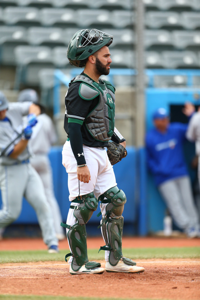Junior catcher Fabian Peña, who is expected to be selected in the Major League Baseball draft next month, was named to the All-MAAC Second Team.
