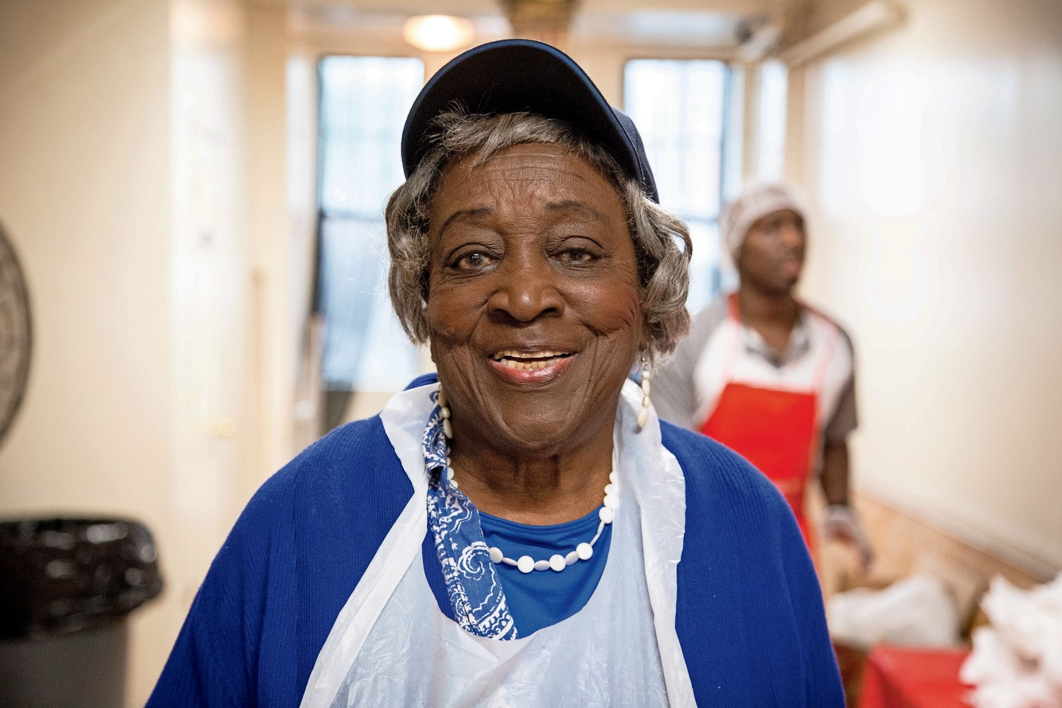 Gloria Hobbs is an avid bridge player, and volunteers her time at places like the Caldwell Temple Soup Kitchen.