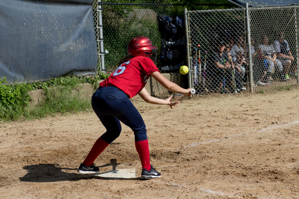 Kennedy's Gianna Torres had two RBIs in the Lady Knights two playoff victories over Hyde Charter and Maspeth last week.