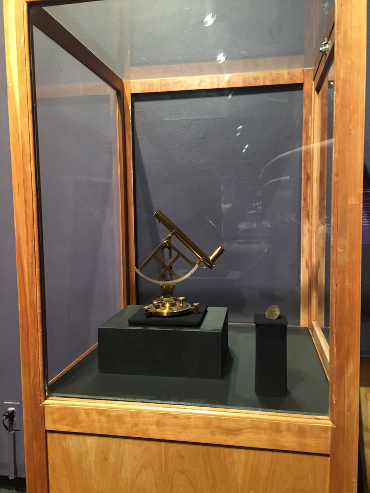 Various scientific instruments and devices from the 19th century are on display at the Hudson River Museum for 'Wondrous Devices,' an exhibition exploring what astronomers and students discovered about the time and the solar system.