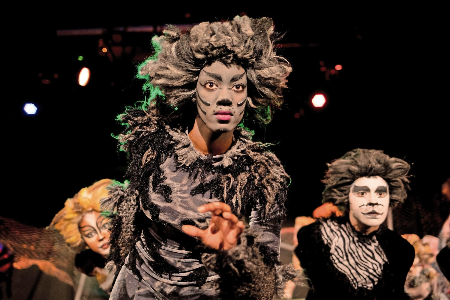 The Riverdale Children's Theater will perform the Andrew Lloyd Weber musical 'Cats' at the College of Mount Saint Vincent on June 7, 8 and 10.