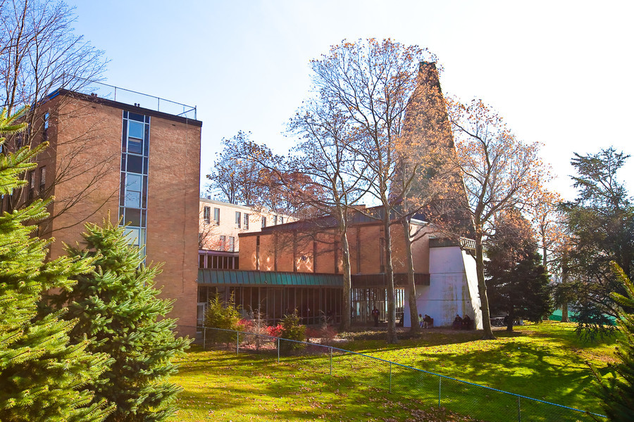 Hebrew Home at Riverdale looks to replace the former Passionist Retreat building on its south campus with a continuing care retirement community. That would include two buildings on this site, as well as a larger tower on its north campus.