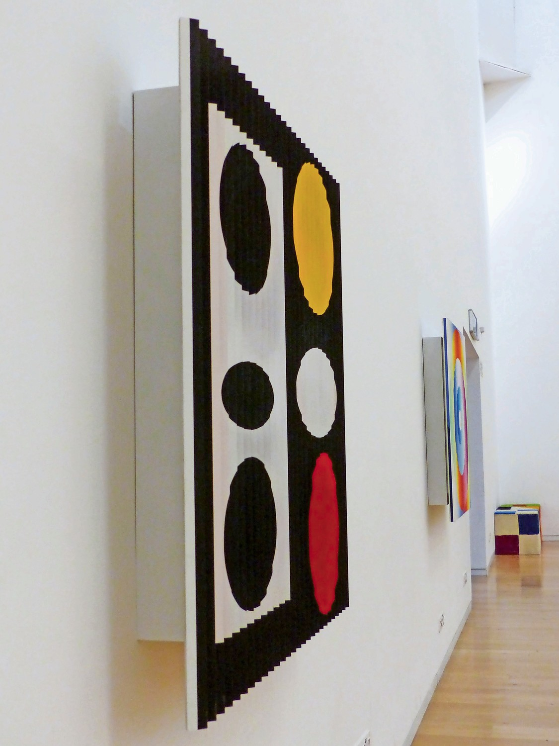 Yaacov Agam is as well known outside of Israel as he is in, and the Agam Museum in Rishon LeZion is a must-stop for those who would love to see his abstract pieces- some of them interactive- up close.