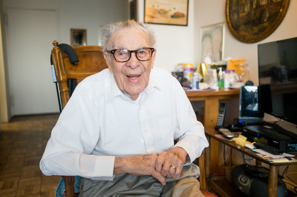 Irving Ladimer died July 3 at 102. He was an active member of Community Board 8 to the very end, and was a staunch advocate for his fellow senior citizens.
