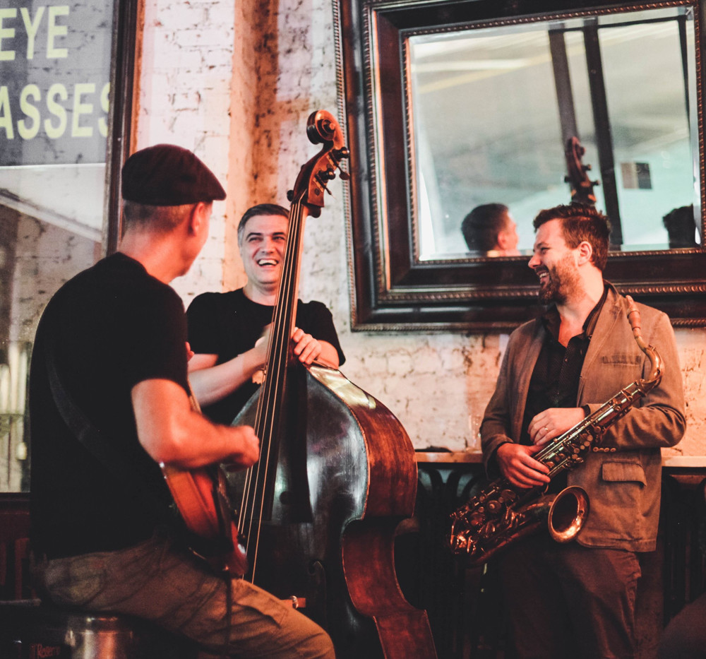 Local and world-renowned jazz musicians can now take the stage at The Hill Bistro on Wednesday nights as part of the establishment's weekly jazz series.