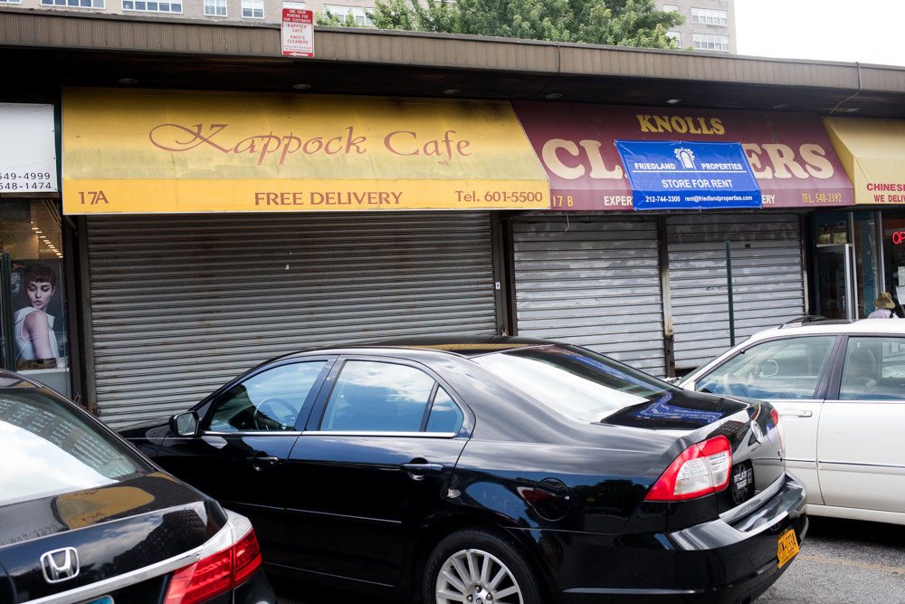 The recent demise of Spuyten Duyvil's Kappock Cafe and Wine Bar on Knolls Crescent — a beloved neighborhood fixture — follows a string of businesses shuttering in recent years. 'It's very bad,' said Yetta Lazri, owner of A Touch of Sun Hair and Spa next door. 'It's actually depressing.'