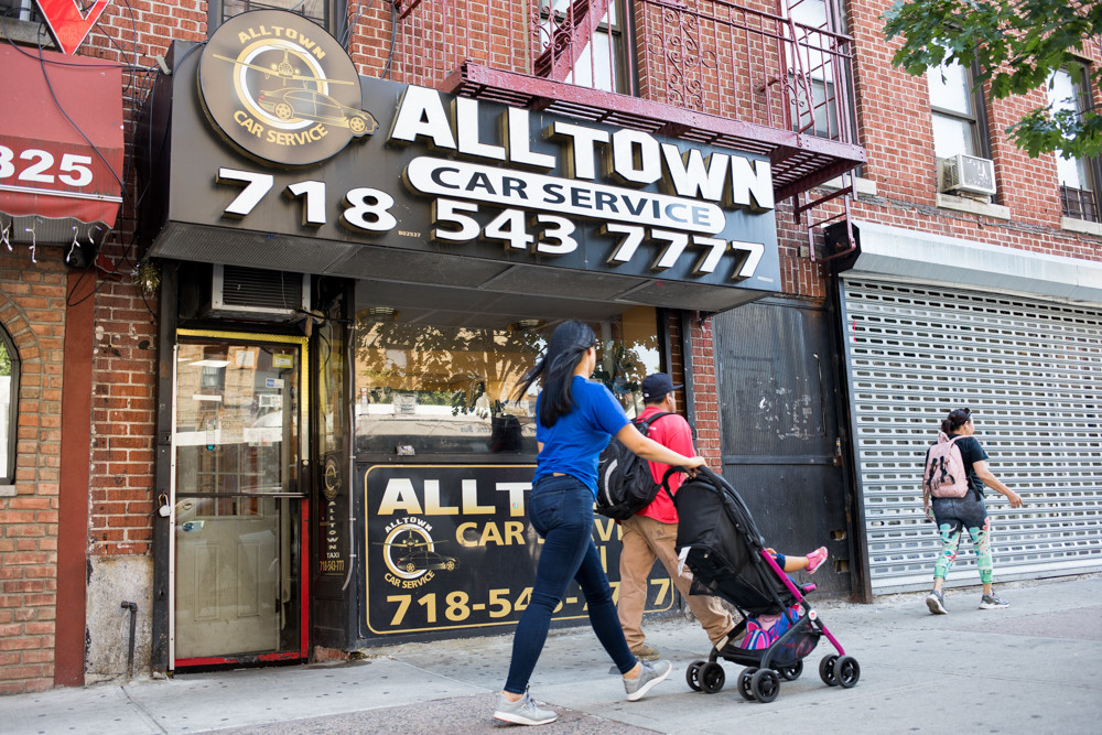 Alltown Car Service is a fixture on West 231st Street, where it's been located since its 2013 founding. Hector Diaz created the company with good friend Randy Lopez, and was part of Diaz's mission to start his own business after arriving from the Dominican Republic.