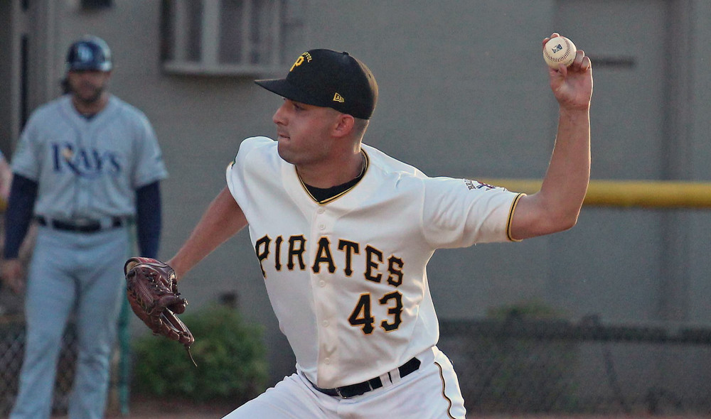 Former Manhattan College baseball star Joe Jacques is enjoying a fine first season of his professional baseball career with the Bristol Pirates.