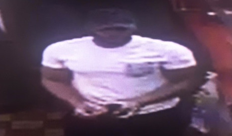 Police are looking for two men they said robbed a West 231st Street grocer as well as a Kennedy Fried Chicken in Belmont early Friday morning.