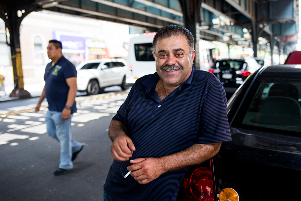 A cab driver for the last 12 years, Suveh Awad attributes the city's egregious congestion to narrow streets, made worse by bus and bike lanes, as well as pedestrian plazas.