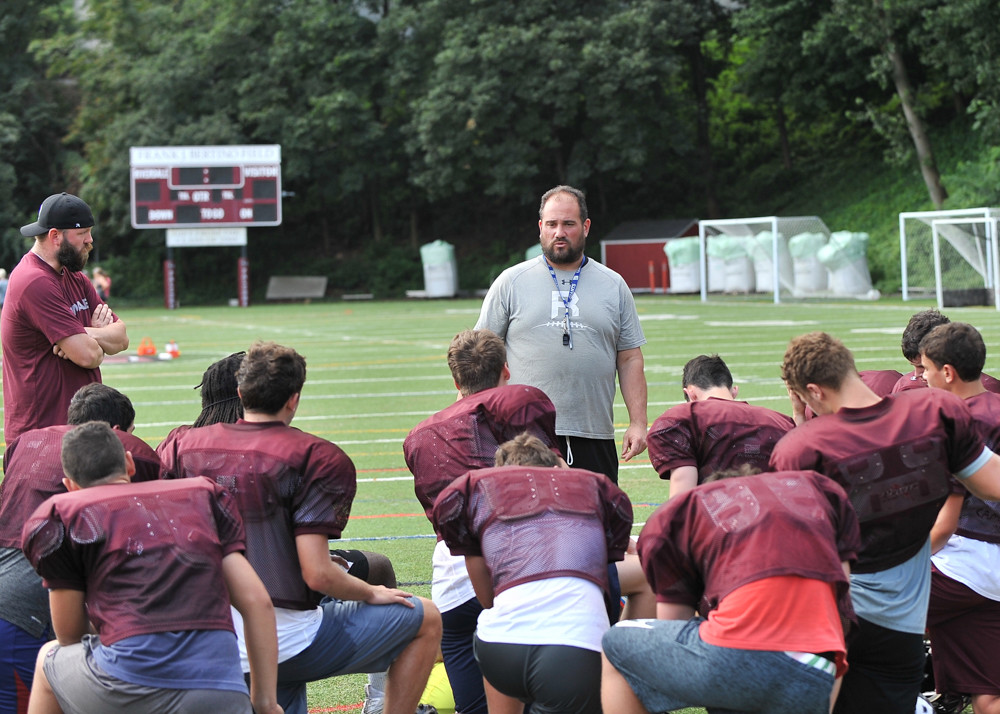 Coming off a three-win season, Riverdale Country School head coach Joe Otero hopes his new-look Falcons can rebound this season without some familiar faces.