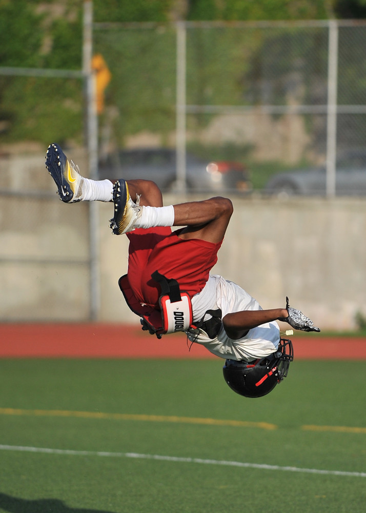 DeWitt Clinton senior Neil Peters hopes to flip the script this season and turn the Governors into a contender in the PSAL.