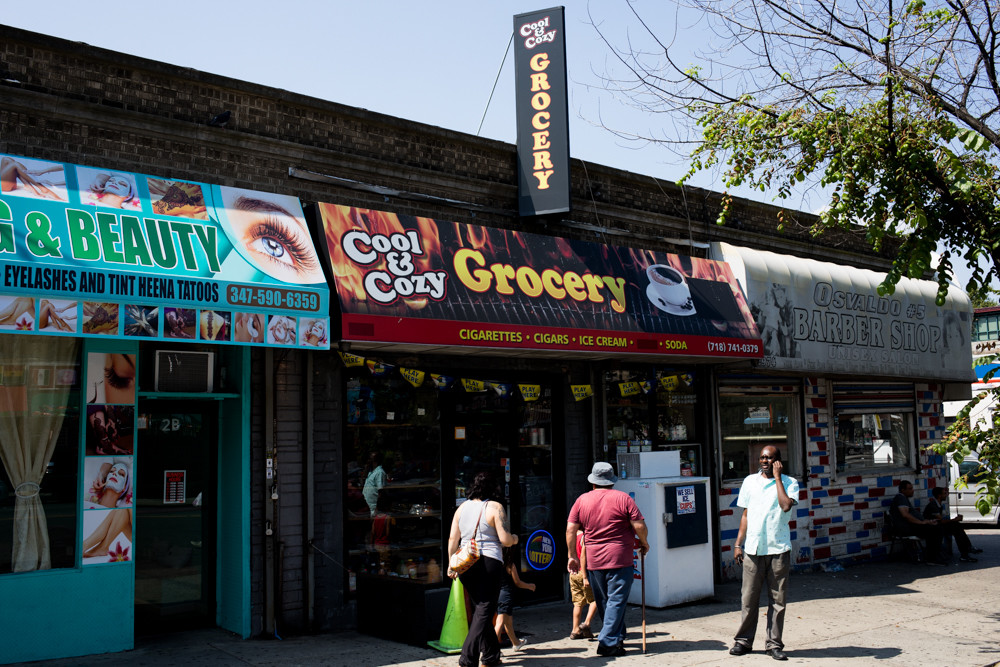 Anyone looking for tobacco products would be out of luck at Cool N Cozy bodega on a bustling strip of Bedford Park Boulevard. The store lost its tobacco license after one of the owners sold a single wrapped cigar to an undercover agent for $1.50 last April.