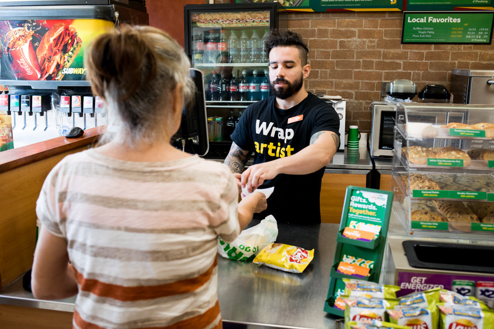 Four years behind the counter at North Riverdale's Subway restaurant have molded Sammy Gonzalez into a master sandwich maker. While he's confident he could land another bread-and-cold-cut gig should the franchise shutter, he sympathizes with customers who've come to crave his between-the-bun creations.