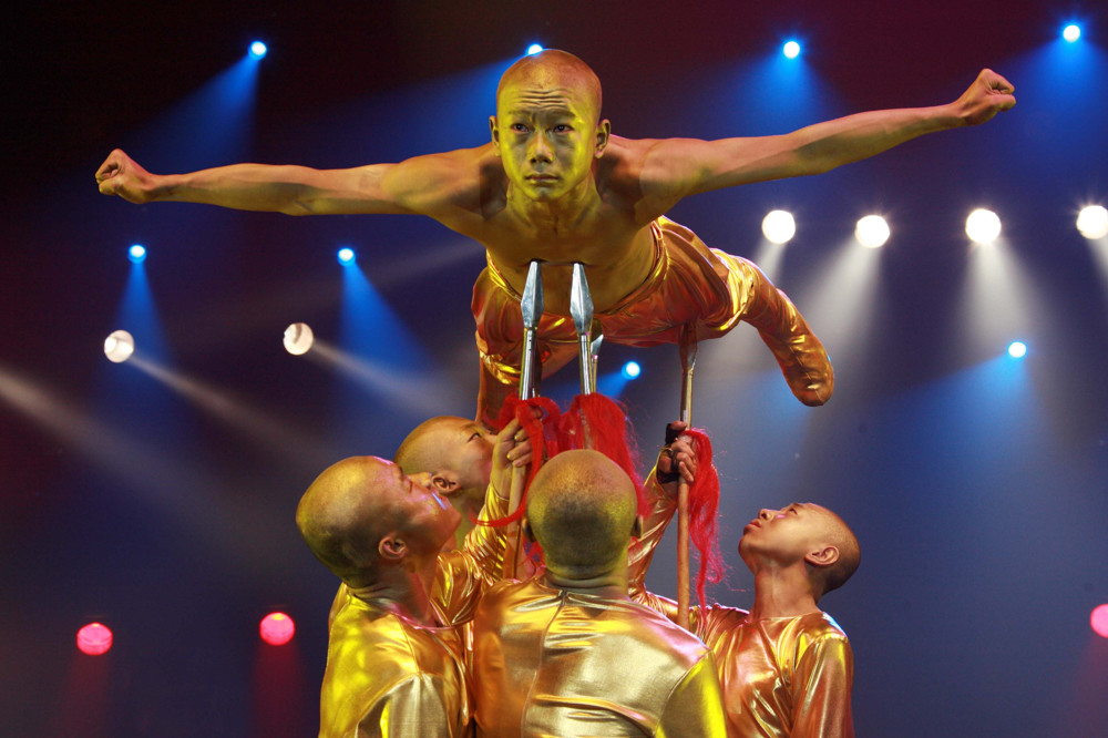 The Chinese Warriors will be back for an afternoon of martial arts and acrobatics Oct. 27 at the Lehman Center for the Performing Arts after popular demand.