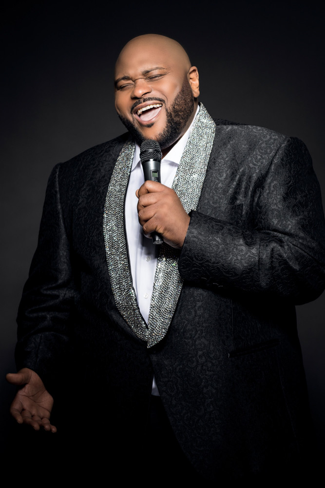 'American Idol' Season 2 winner Ruben Studdard will perform Luther Vandross' music at the Lehman Center for the Performing Arts on March 30.