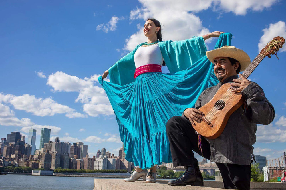 Radio Jarocho performs traditional music from the countryside of Veracruz, Mexico, as part for Bronx Arts Ensemble's upcoming 2018-19 season. A majority of this year's concerts focus on showcasing Mexican music.