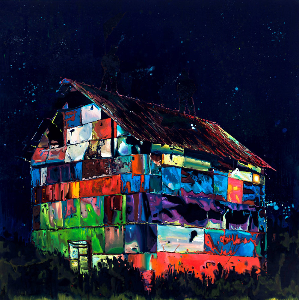 Armando Mariño offers a colorful perspective of a home in 'Revolution in the House of Colors.'
