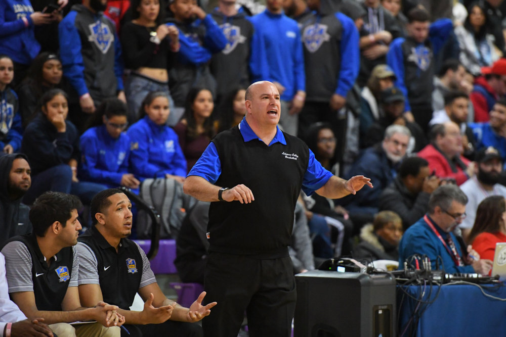 Lehman College head coach Steve Schulman has a lot of new faces on his roster but still thinks the Lightning will be players in the CUNYAC this season.