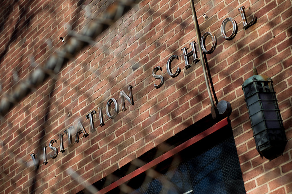 Visitation School closed its doors in 2017 after 85 years in the neighborhood. Local elected officials feel that turning the defunct school into a public school would bring relief to the neighborhood where some schools suffer from overcrowding.