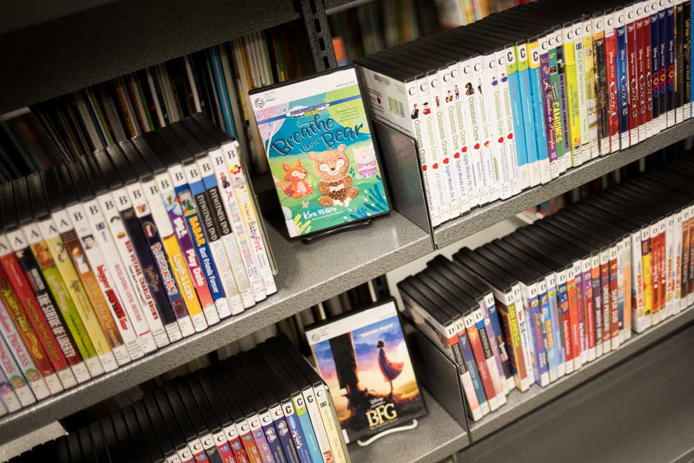 The DVD selection at the Kingsbridge Library is about to get a lot bigger following a decision by the New York Public Library to consolidate DVDs at branches that use them the most.