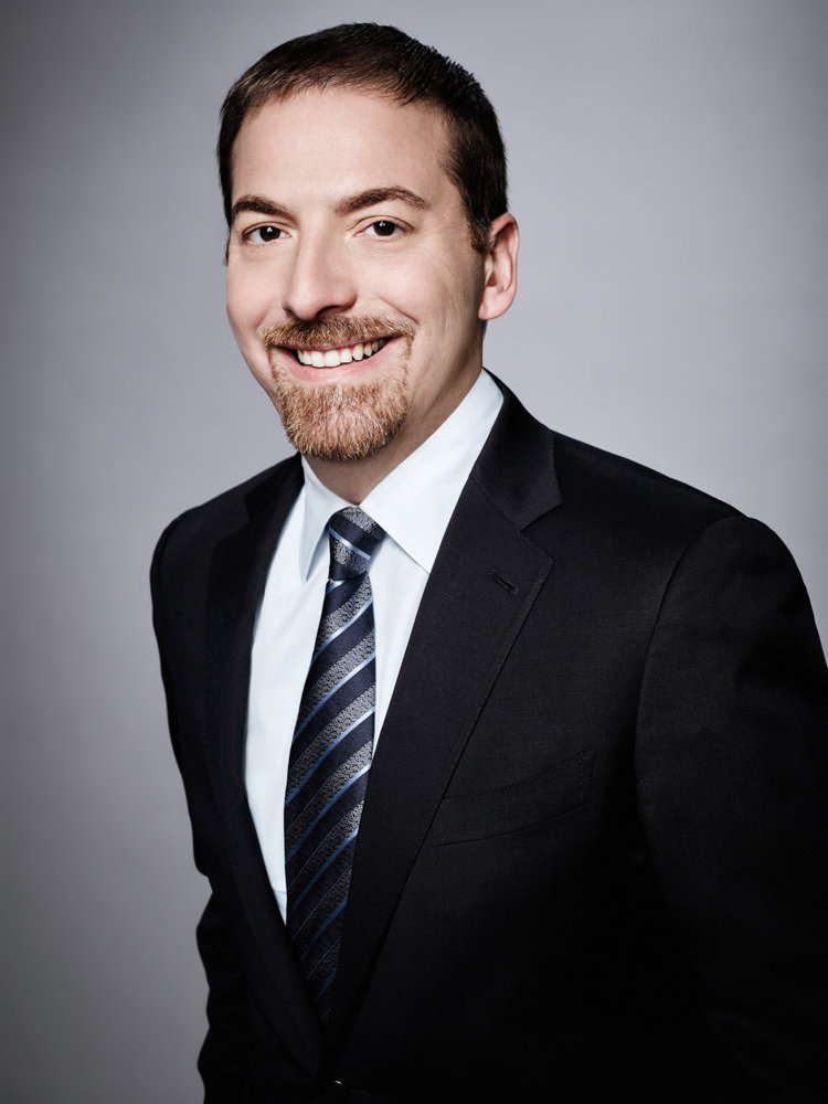 Locals can 'Meet the Press' up close when moderator Chuck Todd visits The Riverdale Y for a discussion about media and politics and what the future holds for the two. The discussion takes place Jan. 15.