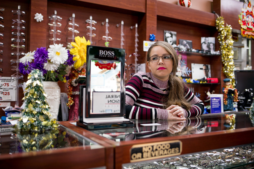 Esther Abreu, who works at Broadway Eye Care on West 231st Street, believes installing LinkNYC kiosks could be a good thing in Kingsbridge, offering free Wi-Fi and a place for commuters to charge their smartphones or look up directions. But doing away with pay phones could come as a shock to less tech-savvy elderly residents who more frequently rely on traditional pay phones to get in touch with friends and relatives, and might find using the kiosks perplexing.