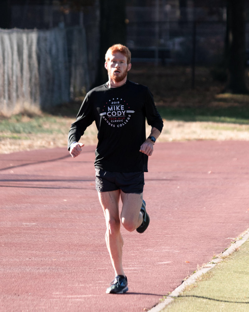 Matthew Billings is an avid runner, competing in a number of races, including the New York City Marathon. A graduate student at Manhattan College, Billings ran 4,000 miles from San Francisco to New York City to raise awareness for the Ulman Cancer Fund for Young Adults.