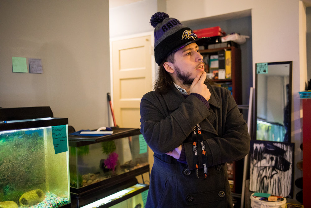 Marble Hill Houses resident Jason Bonano has no complaints about the heat in his cozy pad. But some of his neighbors do after suffering frigid temperatures inside their apartments at West 225th Street, where they say heat failed on a bitingly cold Martin Luther King Jr. Day. Having just enough heat is crucial for Bonano, since he keeps sundry lizards and fish in various tanks throughout his home.