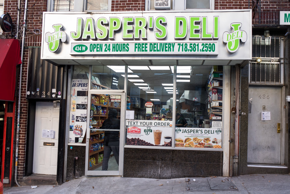 Jasper's Deli on West 238th Street made the switch from plastic foam to a different kind of plastic food packaging around six months ago. Owner Jay Aowas figured he'd get out ahead of the city's ban on foam food packaging that took effect Jan. 1. While not all eatery owners are ahead of the curve like Aowas, they'll have a six-month warning period to figure out alternatives before the city starts issuing fines next July.