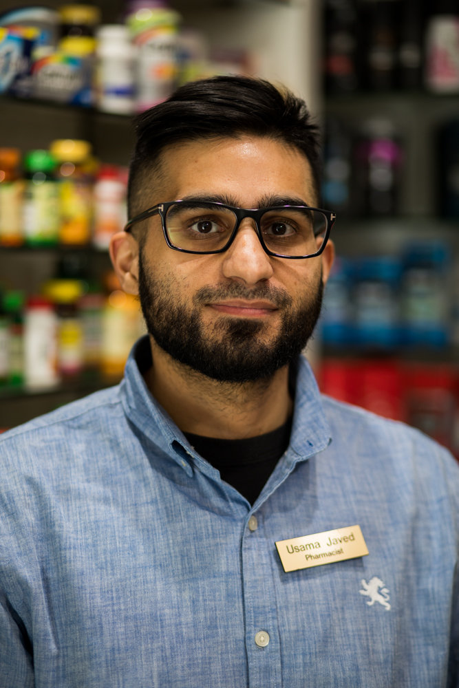 Usama Javed, pharmacist at Friendly Pharmacy on West 231st Street in Kingsbridge, is in the business of helping people lead healthier lives — including by offering products that can help them quit smoking. In general, he believes a citywide ban on pharmacies selling tobacco products that took effect Jan. 1 is a good thing, although some customers still enter his pharmacy seeking out a pack of cigarettes.