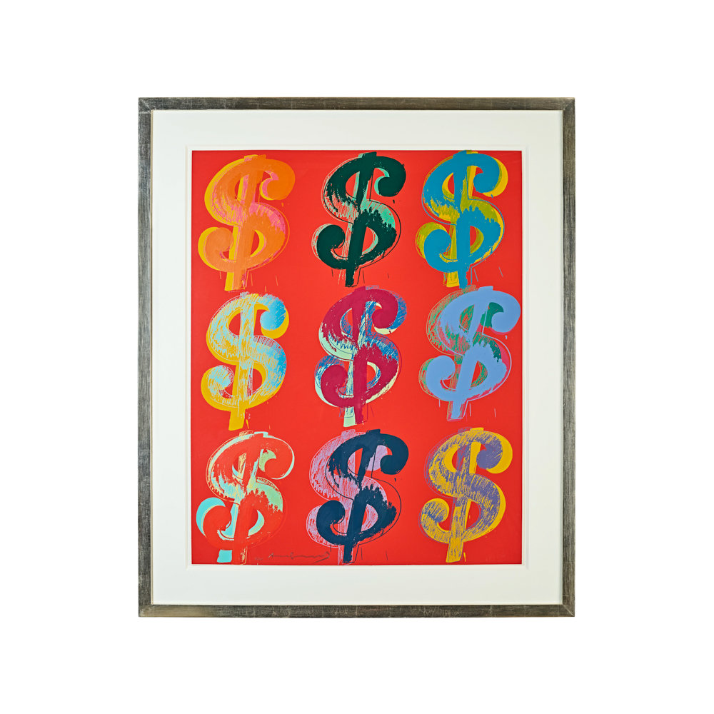 Andy Warhol's work and interest in the concept of money as an artist is the historical piece that ties together 'Mediums of Exchange,' a joint exhibition about money on display at the Lehman College Art Gallery and the Borough of Manhattan Community College's Shirley Fiterman Art Center.