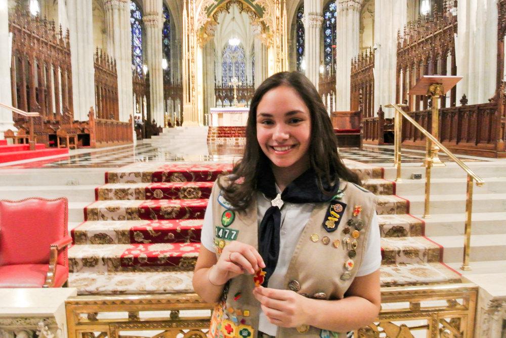 A Catholic Girl