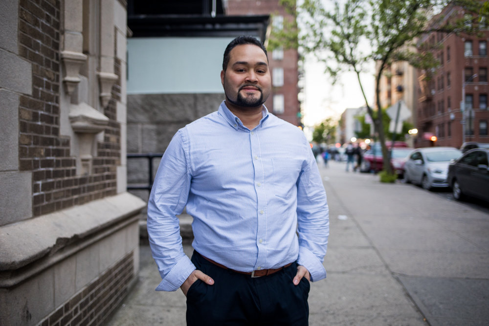 George Diaz Jr., a Norwood resident and member of Bronx Progressives, announced his intention to run against Assemblyman Jeffrey Dinowitz in the Democratic primary next year in a letter to The Riverdale Press last month. Diaz feels he can bring change to the 81st Assembly District, and is adamantly against the gerrymandering that has cleaved neighborhoods like his, thereby depriving them of political power.