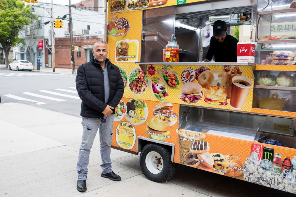 Since coming to New York 20 years ago, Mohammed Mahalawi has built his entire career in food carts and trucks. He is diligent about running a clean operation and obeying parking rules. While he has weathered some criticism from members of the community, he also has his fair share of staunch advocates.