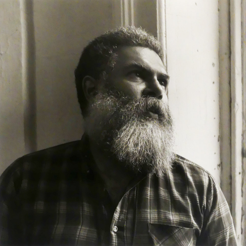 Robert Giard photographed author and literary critic Samuel Delany in New York City in 1987.