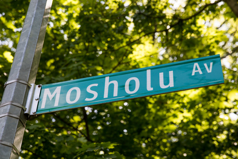 A stretch of Mosholu Avenue between West 254th and West 256th streets could join a host of city's streets with bike lanes. In a bid to address Community Board 8's concerns about speeding on Mosholu Avenue, the city's transportation proposes adding bike lanes, which would narrow the road.