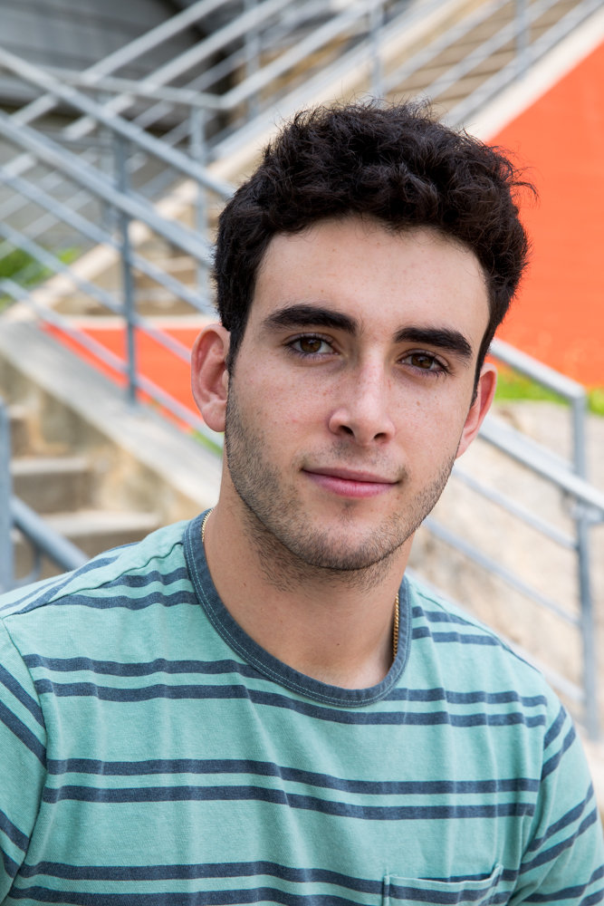Asher Raduns-Silverstein, who handed out his share of punishment on the football field the past four years at Fieldston, will pursue a career in medicine at the University of Pennsylvania beginning this fall.