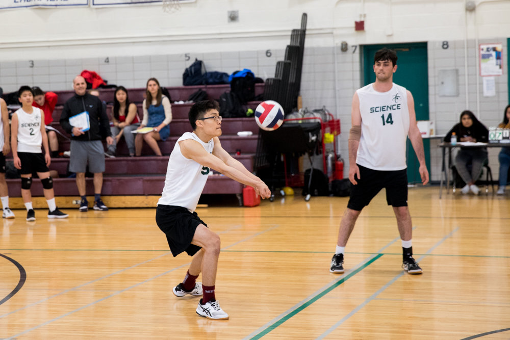 Ryan Kim went from benchwarmer to one of the Wolverines' top players as Bronx Science volleyball dominated with three division titles in his career.