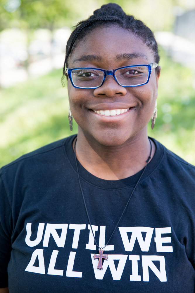 Tiffany Chyke Okpuzor, who helped turn Bronx Science's soccer and basketball teams into powerhouses, is off to the Wharton School of Business later this month.