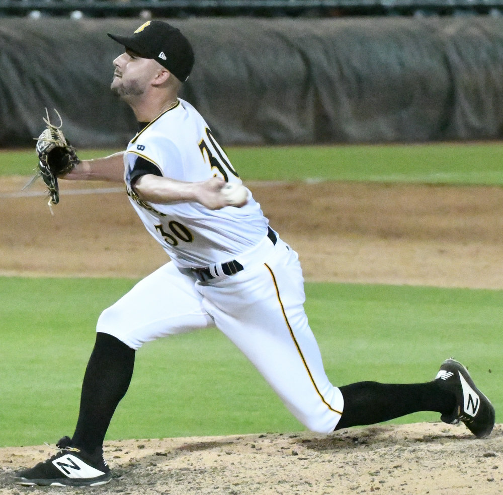 Former Manhattan College ace Joe Jacques is tearing it up in the Pittsburgh Pirates farm system and was recently promoted from the Greensboro Grasshoppers to the Bradenton Marauders in Florida.