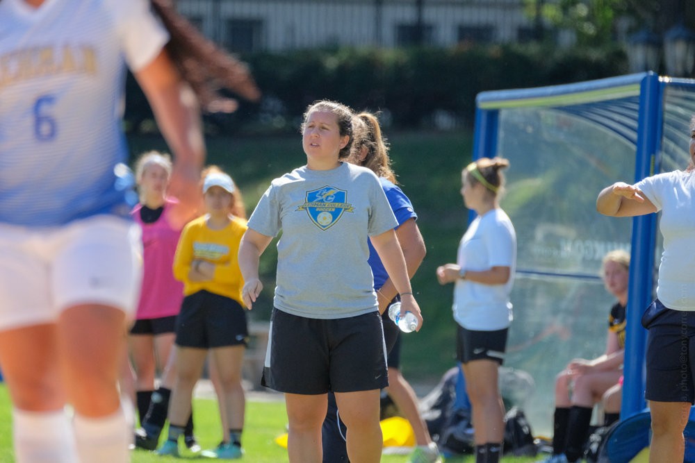 There will be a lot of new faces for Lehman women's soccer coach Casey Melilli to get acquainted with this season as the Lightning look to make another run to the CUNYAC title game.