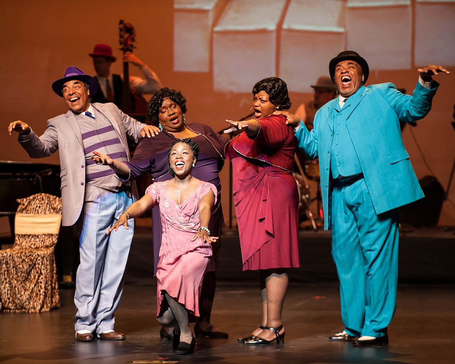 Fans of the musical 'Ain't Misbehavin'' can catch a performance of it at the Lehman Center for the Performing Arts on Jan. 18.