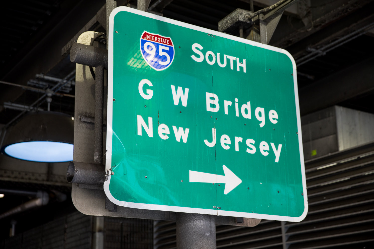 The George Washington Bridge has one of the highest tolls in the city, but a discount was afforded to those who carpooled. That is until the port authority eliminated the discount ahead of the move to cashless tolling.