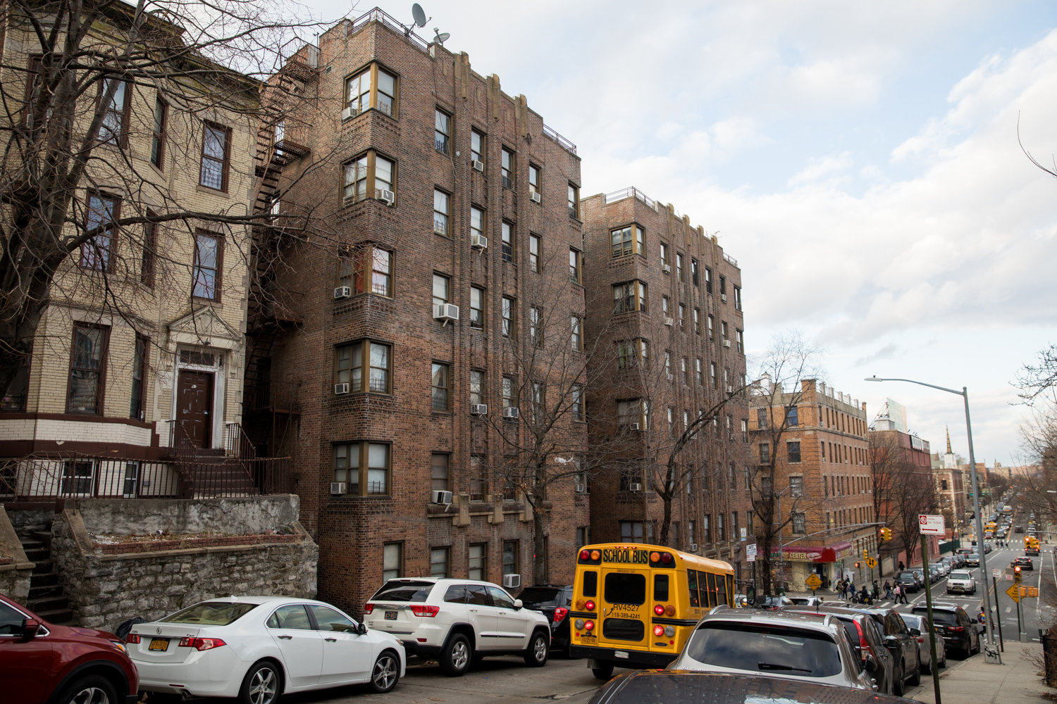 With the start of a new year comes the roundup of last year's worst landlords, which does not bode well for Richard Nussbaum, who ranked sixth on public advocate Jumaane Williams' list. Nussbaum owns two buildings, including an apartment structure at 99 Marble Hill Ave.