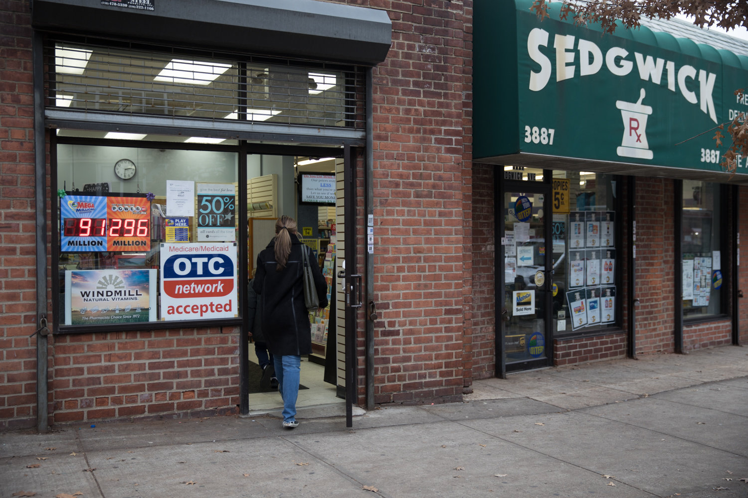 Sedgwick Pharmacy, like many neighborhood pharmacies, is struggling when it comes to pharmacy benefit managers, the middlemen between them and the drug companies. Gov. Andrew Cuomo vetoed a bill co-sponsored by state Sen. Gustavo Rivera last year that would have regulated pharmacy benefit managers in an attempt to shore up fair pricing.